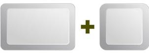 стандартные горячие клавиши в Windows