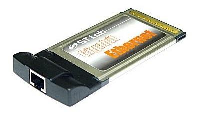 Подключение к Интернет с помощью PCMCIA