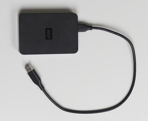 Внешний жесткий диск USB