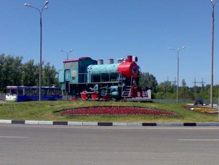 Вокзал Большая Волга