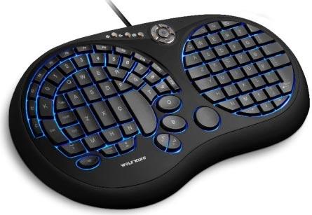 игровая клавиатура для компьютера