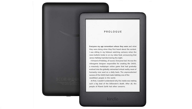 электронная книга Amazon Kindle