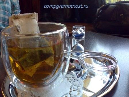 как правильно заваривать чай из пакетика