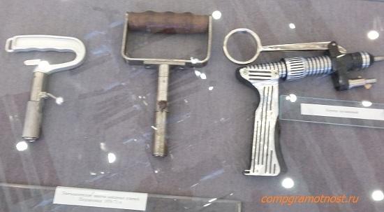 инструменты для работы в космосе