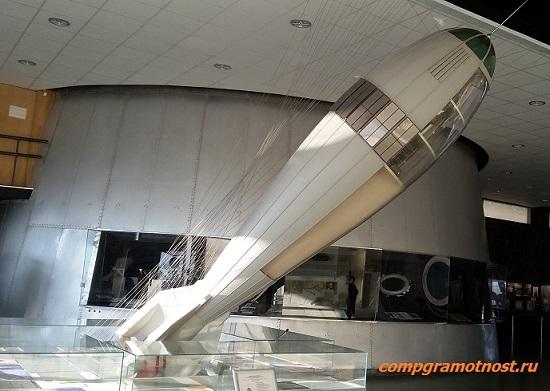 ракета Циолковского Калуга