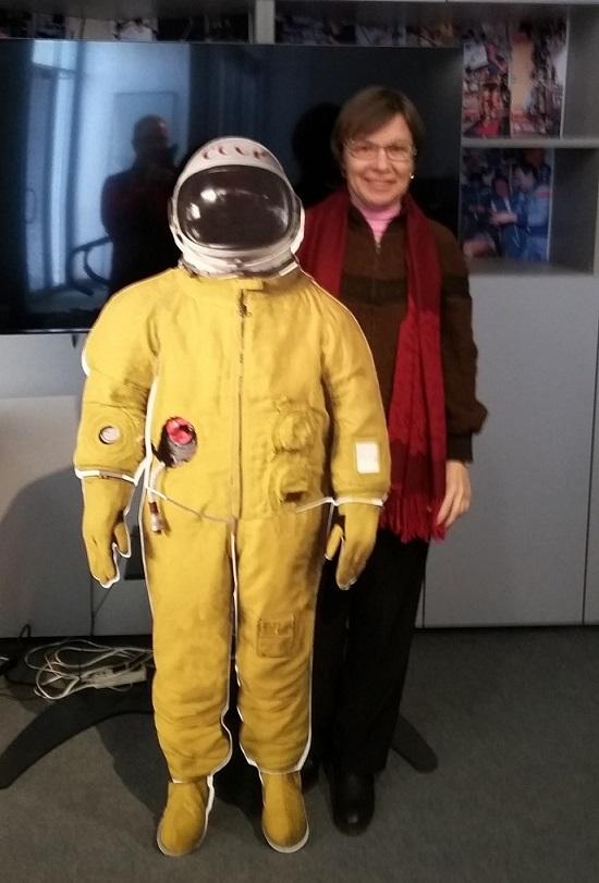 скафандр музей космонавтики Калуга