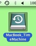 ярлык внешнего диска для восстановления данных MacBook