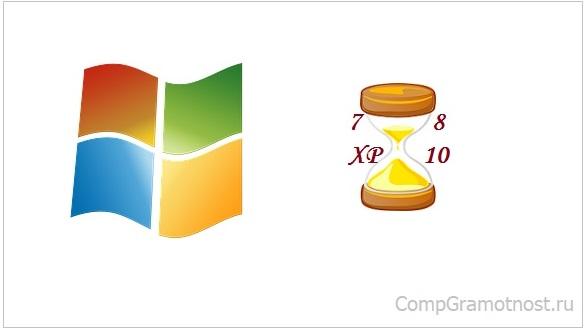 срок поддержки Windows