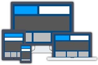 адаптивный дизайн мобильная версия сайта