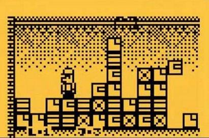 Встроенные игры на сотовом телефоне