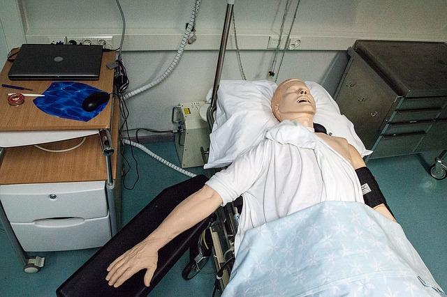 симулятор в медицине