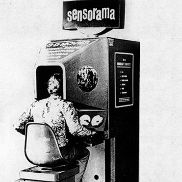 виртуальная реальность Сенсорама