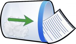восстановление из Истории файлов в Windows 10