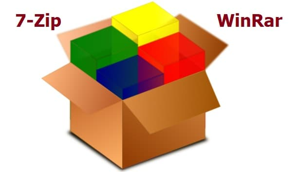 программы архиваторы чтобы несколько файлов сделать одним