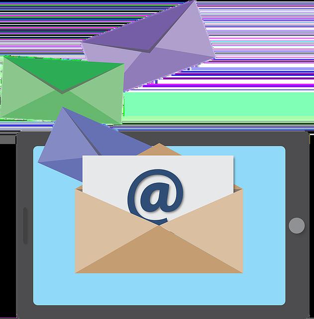 как стать отправителем и получателем электронной почты