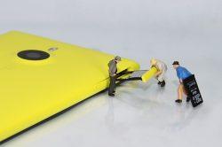 объем памяти влияет на работу телефона