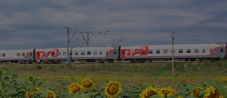 проверка билета на поезд РЖД